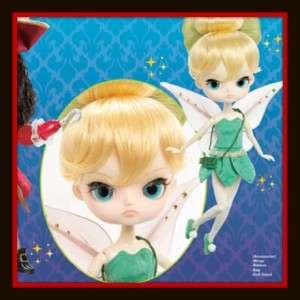 DAL Fashion Doll TINKER BELL Disney Big Eye NIB Retired Jun Planning