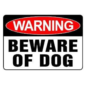 Beware Of Dog Sign Board