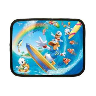 Donald Duck Disney Cartoon Netbook Laptop Case 7