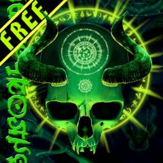 Mystical Skull Free Live Wallpaper: Appstore for Android