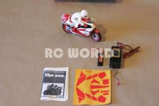 KYOSHO 1/8 RC BIKE MOTORCYCLE YAMAHA YZR 500 RC BIKE