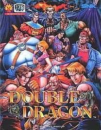 Double Dragon Neo Geo, 1995