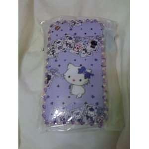 #5 Stylish Slim Rhinestone Hello Kitty Apple Iphone 2g 3g 3gs
