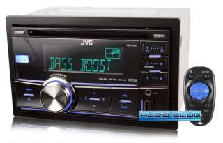 JVC KW R500 IN DASH AM/FM CD  CAR STEREO RECEIVER W/ FRONT USB TO