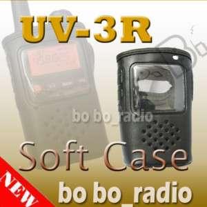 BRAND NEW BAOFENG UV 3R Dual Band Radio Protective Case