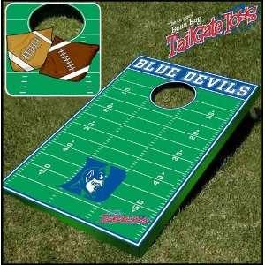 Duke University Blue Devils Cornhole Bean Bag Toss Game