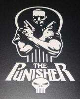 THE PUNISHER VINYL DECAL CAR WINDOW GRAPHIC STICKER