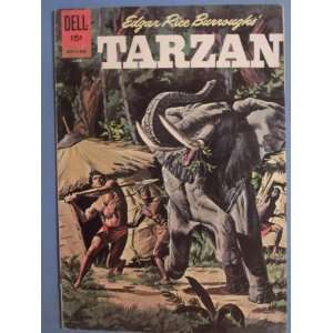 Tarzan Comic Book (The Fountain of Opar, 130) Edgar Rice
