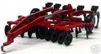 Case International Harvester Ecolo Tiger Farm Toy NEW