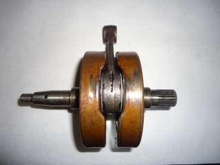 1996 Honda CR250 Engine Crankshaft Crank Shaft   Image 03