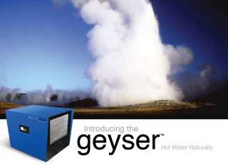 geyser Electric Heat Pump Water Heater