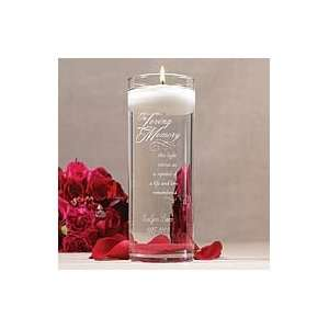 Exclusively Weddings In Loving Memory Memorial Cylinder: Home