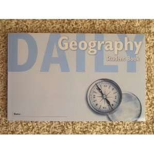 Daily Geography Student Book, Grade 2 (9780669472462