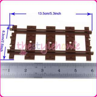 Brown RC Train Track Fit LG RC Trains Series 639 Boys girls Toy Great