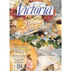 Victorian Wedding, A tribute to Helen Hayes) Nancy Lindemeyer Books