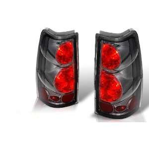99 06 Chevy Silverado Altezza Tail Light   Chrome / Smoke(Rg002 Chrome