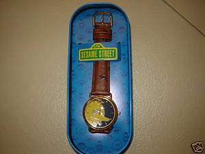 BIG BIRD SESAME STREET WATCH BY FANTASMA LTD EDITION