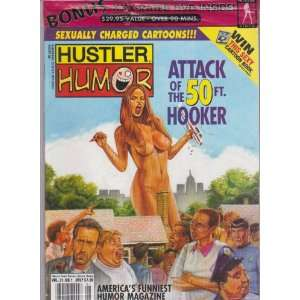 Humor Magazine Volume 31 Number 1: Editors Of Hustler Magazine: Books