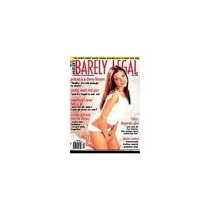 Hustlers Barely Legal Magazine May 1998 (Princess is a