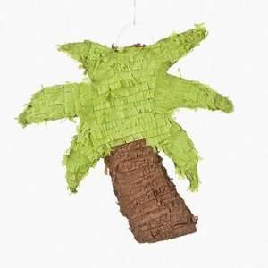 Palm Tree Piata   Party Decorations & Pinatas