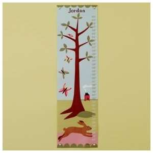 Growth Charts Kids Personalized Bunny Growth Chart, Pr Bunny Personal