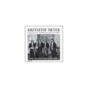 Krzysztof Meyer String Quartet No. 9, Op. 74 / Piano Quintet, Op. 76