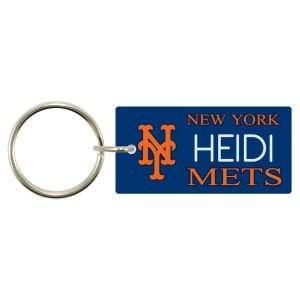 New York Mets Rico Industries Keytag 1 Fan Sports