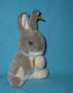 Small grey Steiff Rabbit Bunny Rabbit NEW all ID s # 1503/10