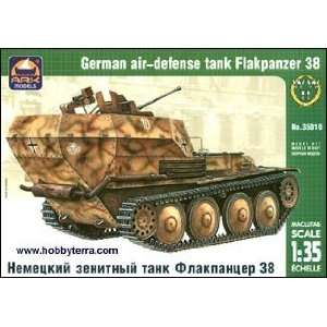 ARK MODELS   1/35 Flakpanzer 38(t) WWII German Air Defense