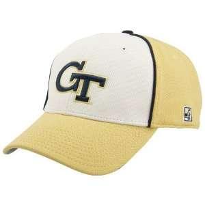 The Game Georgia Tech Yellow Jackets Black Mesh On Field