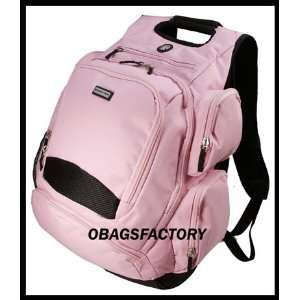 Laptop Case Computer Bag Notebook Backpack 94571 Pink