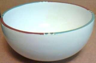 Dansk White Sand Mesa Large Mixing Bowl Porcelain Made in Portugal