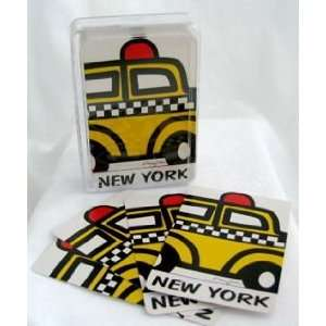 Cab Souvenir Playing Cards Designed By Mary Ellis