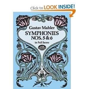 in Full Score (Dover Music Scores) [Paperback]: Gustav Mahler: Books