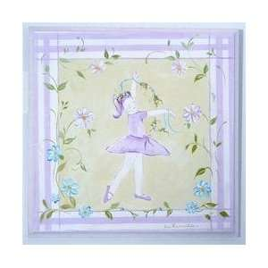 Ballet Dancer Moves Wall Art