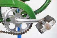 Schwinn Bantam 1970 Juvenile Girls Bike Green 20 Wheel Kids Bicycle