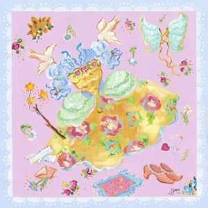 Fairy Frock Canvas Reproduction: Baby