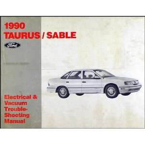1990 Ford Taurus Mercury Sable Electrical Troubleshooting
