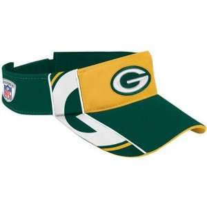 GREEN BAY PACKERS NFL VISOR HAT CAP Official Sideline Headwear BY