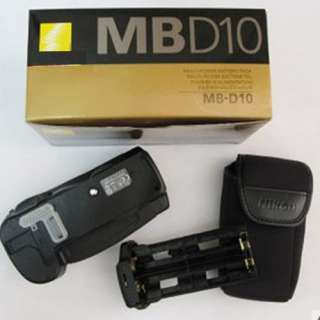 MB D10 Camera Multi Power Battery Pack Grip For Nikon D300 D300S D700