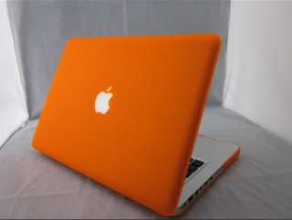 10color Rubberized Hard Case for Macbook Pro 15+ gift