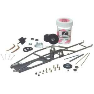 Parma   Edge Complete Rolling Chassis Kit (Slot Cars
