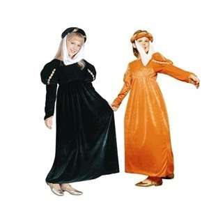 Renaissance Princess   Blue, Child Small Costume Toys