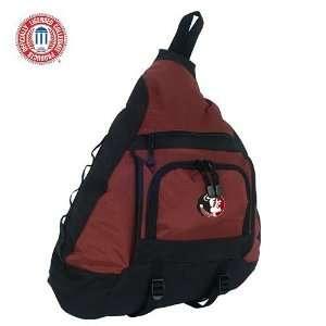 Luggage Florida State Seminoles Garnet Sling Bag