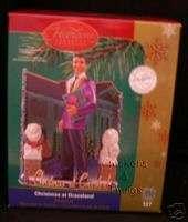 Carlton Cards Ornament Christmas at Graceland