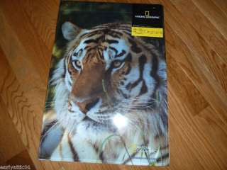 TIGER National Geographic Small Garden Flag
