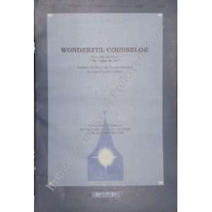 Wonderful Counselor: Wayne Goodine, Arranger Don Marsh: Books