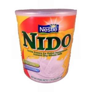 Nido Instant Powder Milk 1.76 Lb:  Grocery & Gourmet Food