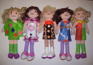 NEW Groovy Girls Doll Sewing Pattern Summer Dresses