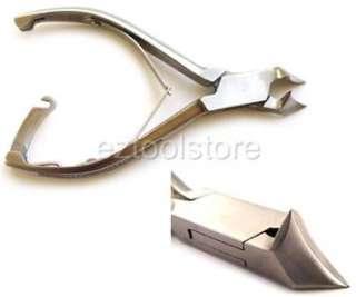Pro Toe Nail Clipper Cutter Pedicure HALF MOON JAW   TNC105